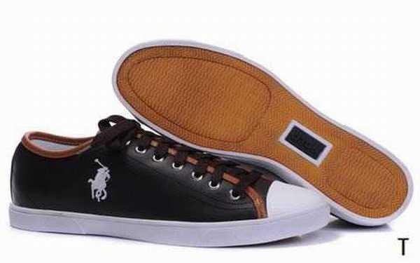 prix Basket Femmes bottes Chaussures Ralph Lauren Toile wO80nPk