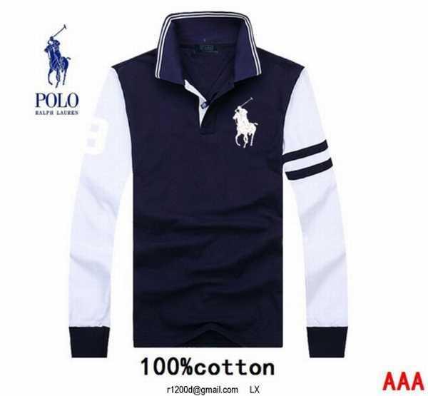 Gros Lauren De Ralph Pas En t Polo Shirt Homme Vente SpqUzMV